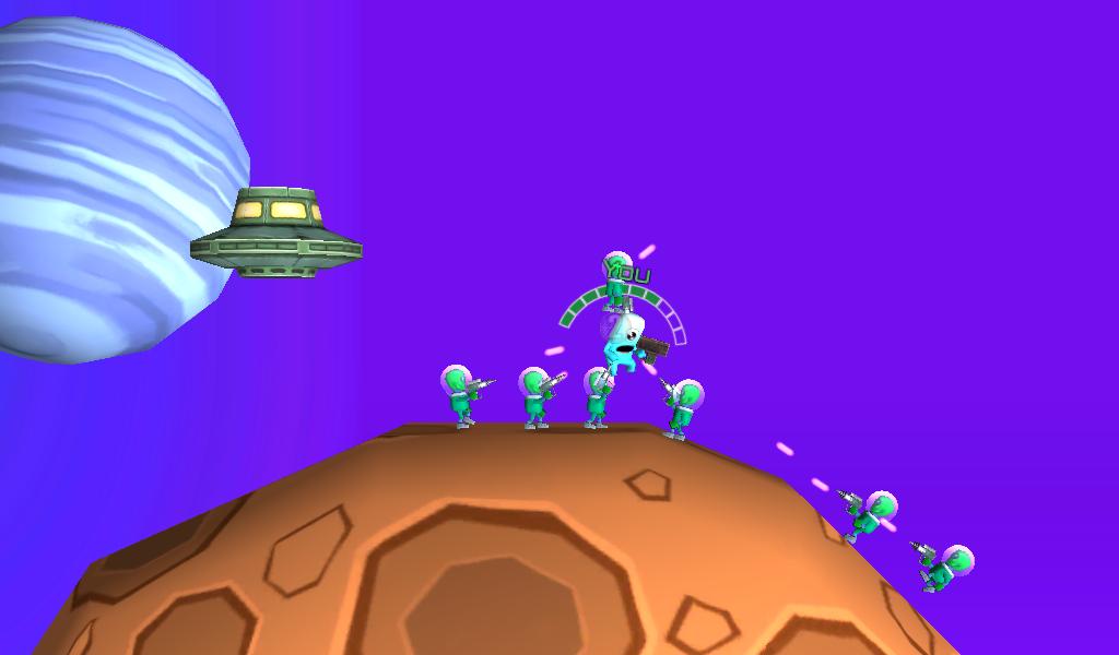 Orbit Multiplayer