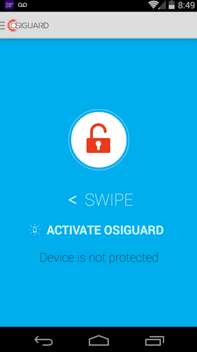 OSIGUARD Anti-Theft