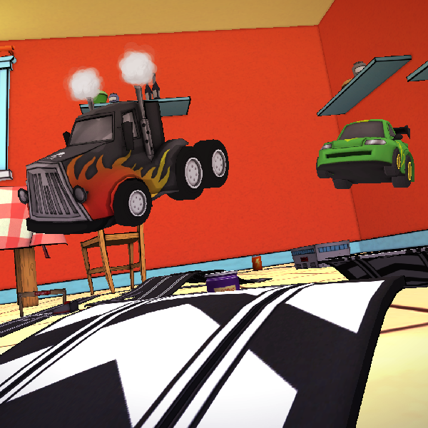 OverVolt:crazy slot cars
