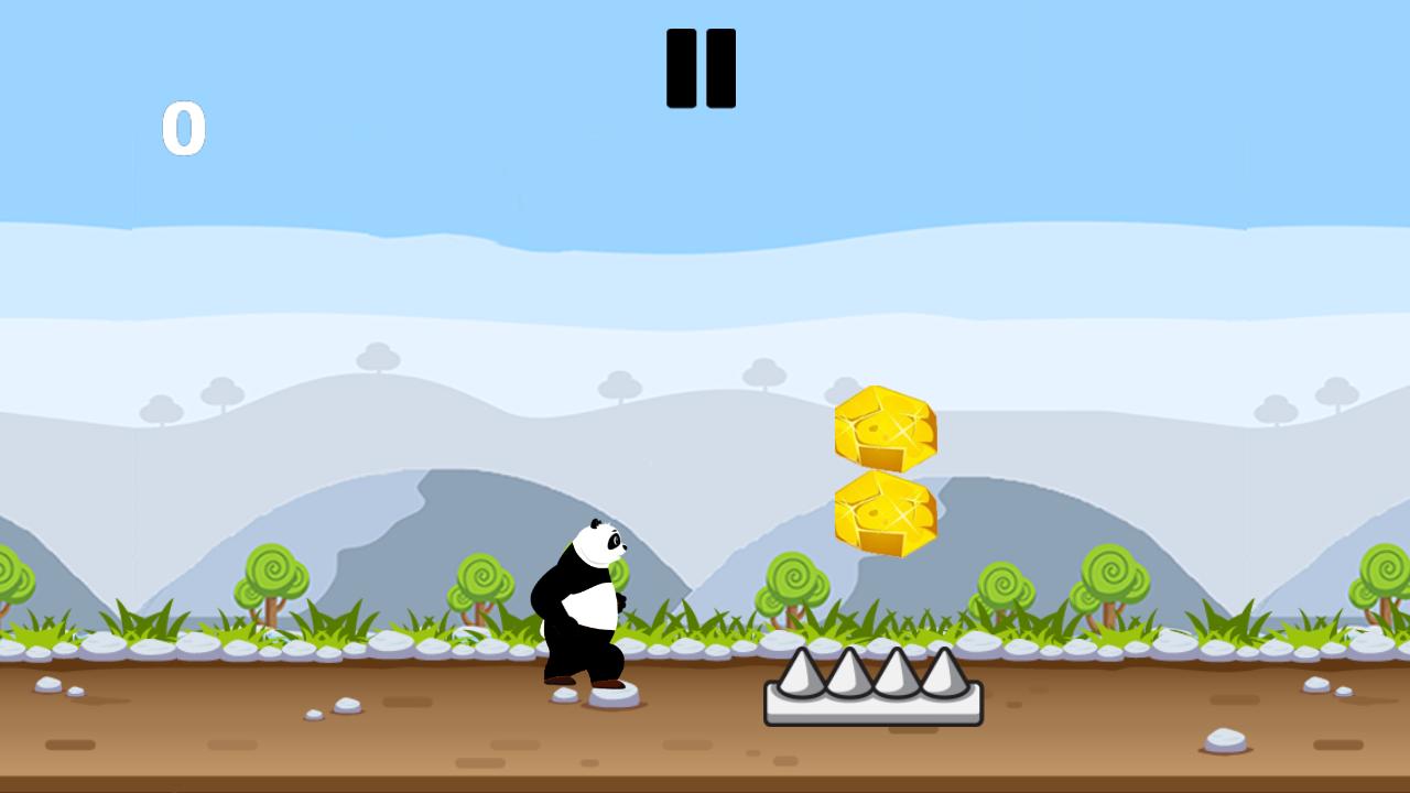 Panda Climb Adventure