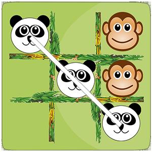 Panda Monkey Toe