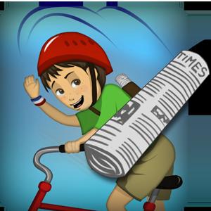 Paper boy: Infinite rider