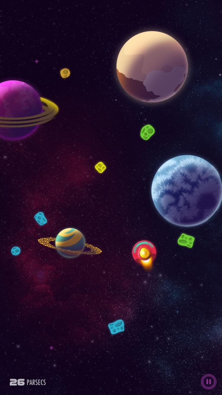 Parsecs - an epic space adventure!