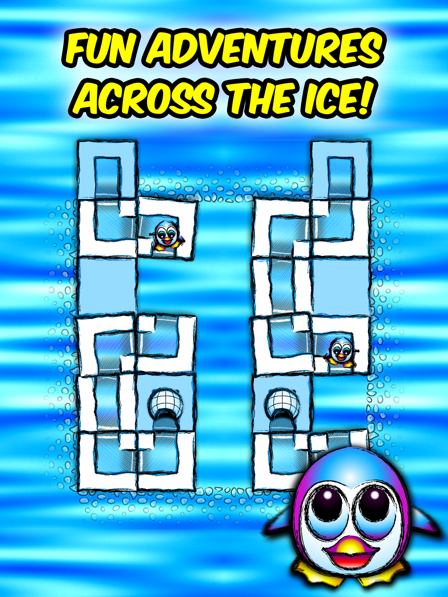 Penguin Breakout