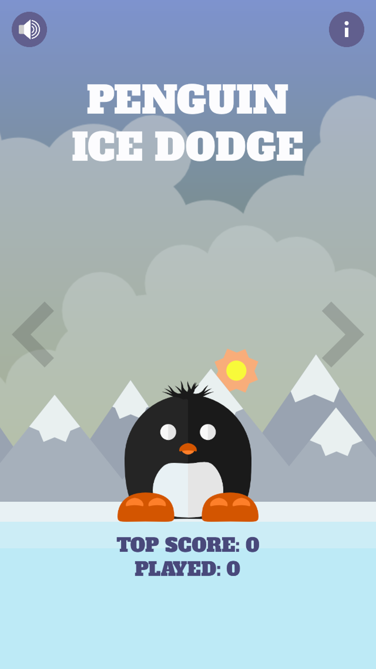 Penguin Ice Dodge