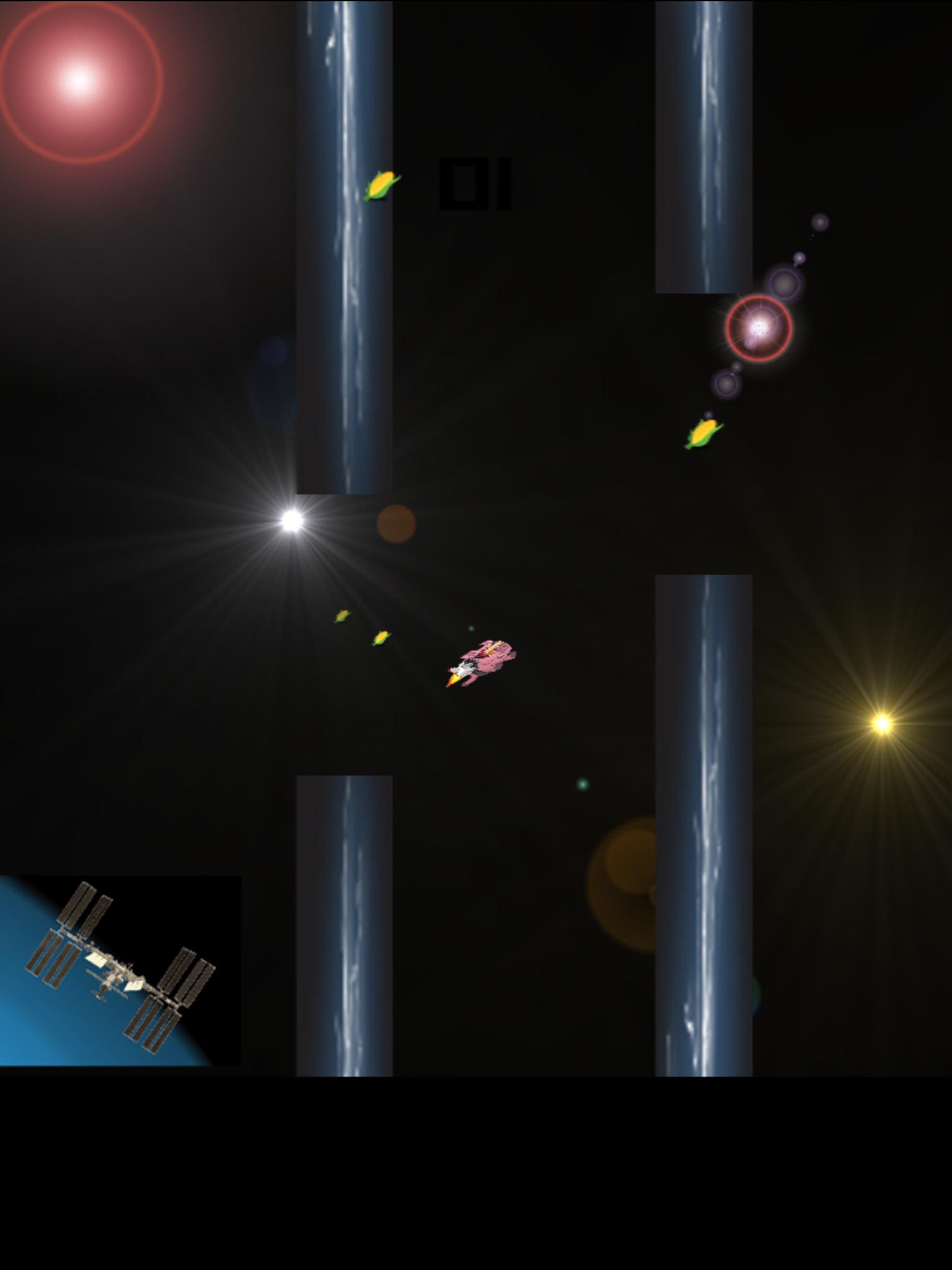 Pepper The Flying Pig