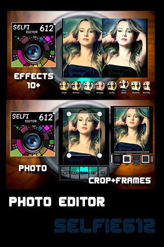 Photo editor – selfie612