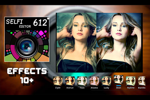 Photo editor – selfie612