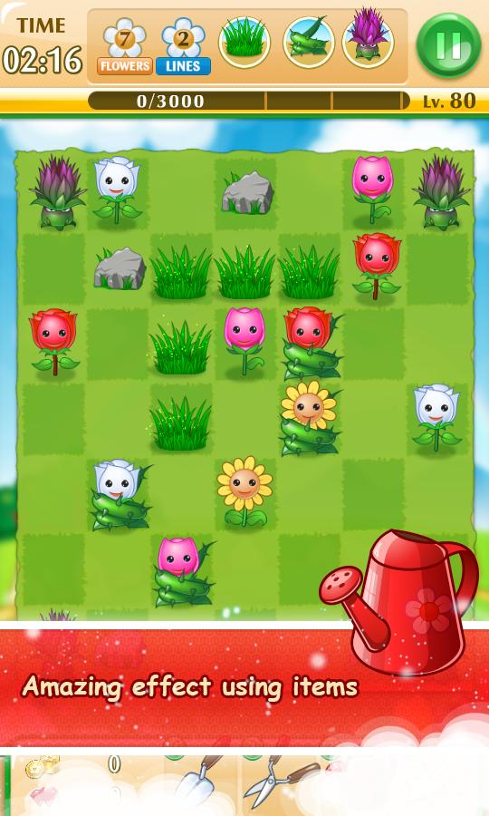 Pick Flower