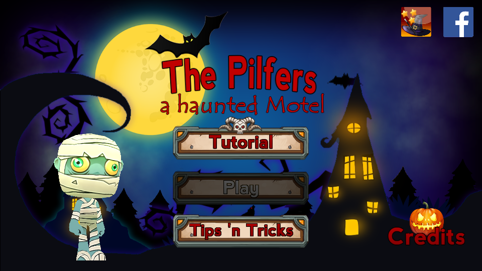 Pilfers:A haunted motel