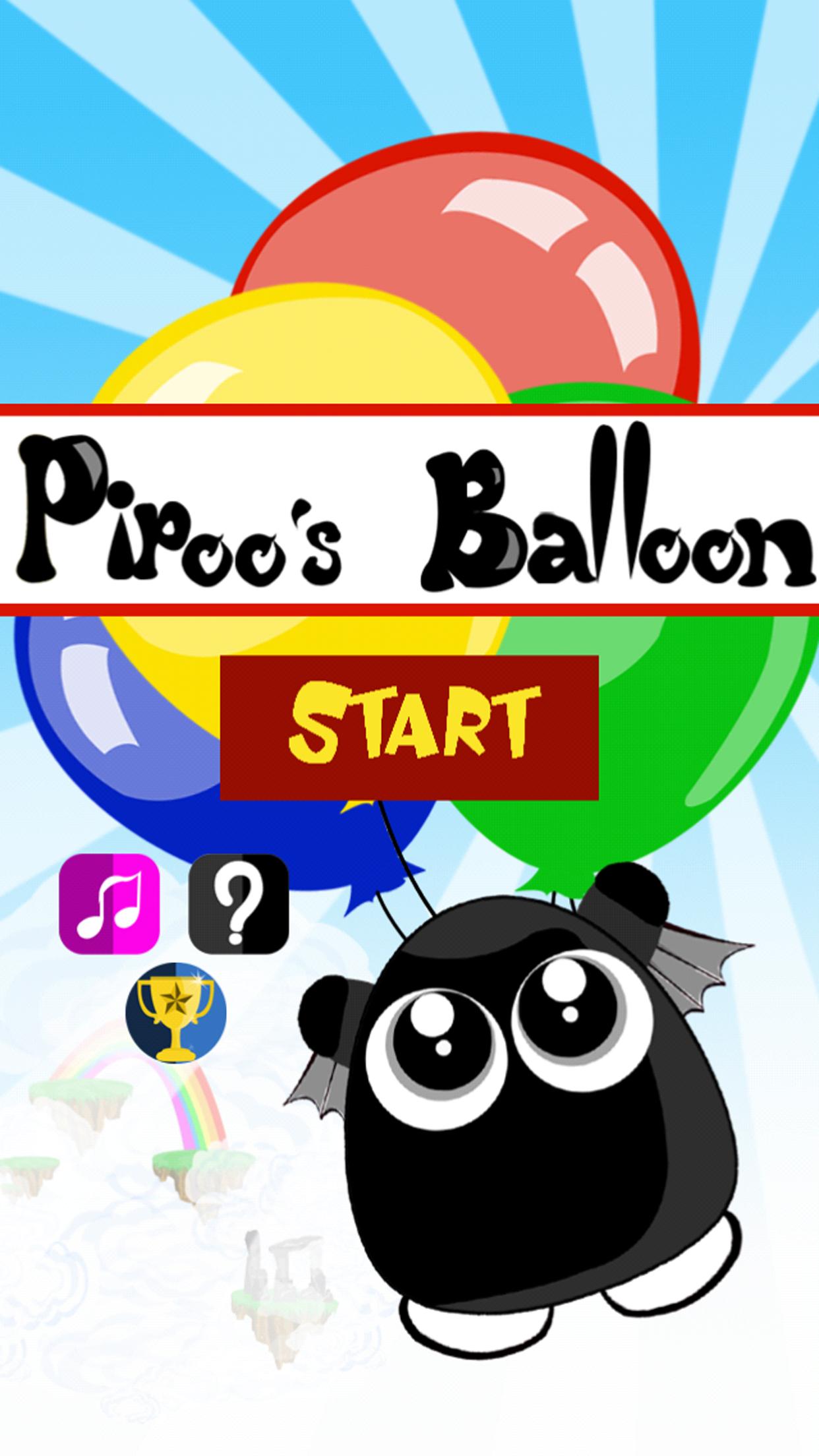 Pipoo's Balloon