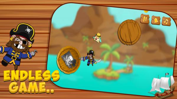 Pirate King Jump