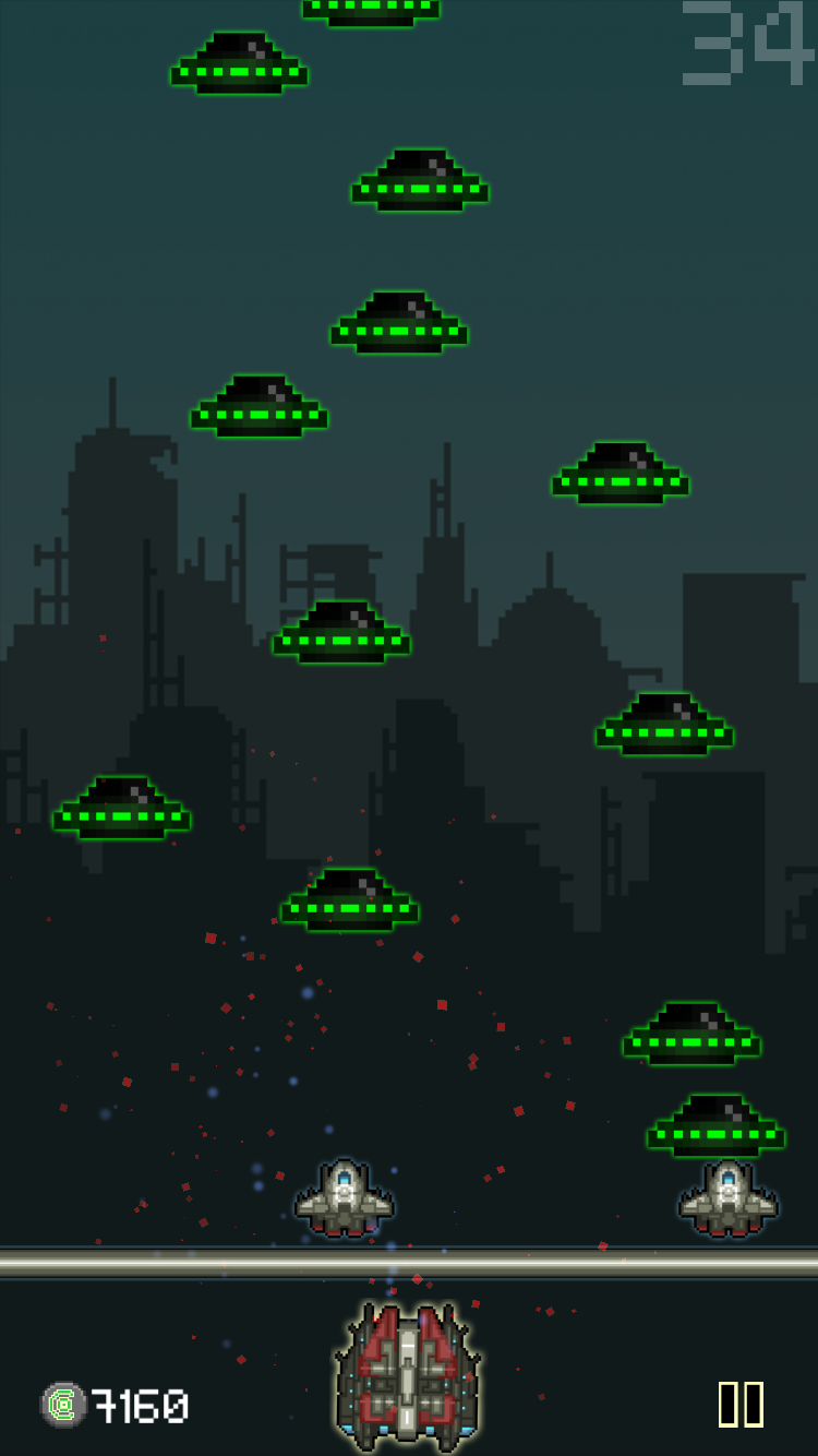 Pixel Invasion