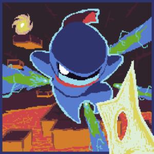 Pixel Ninja Temple