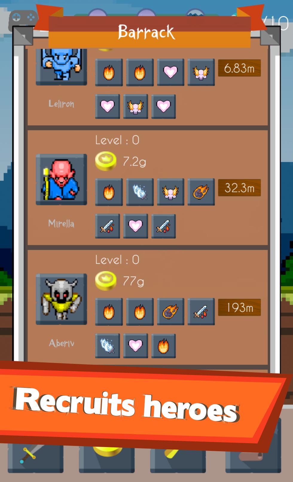 Pixel RPG