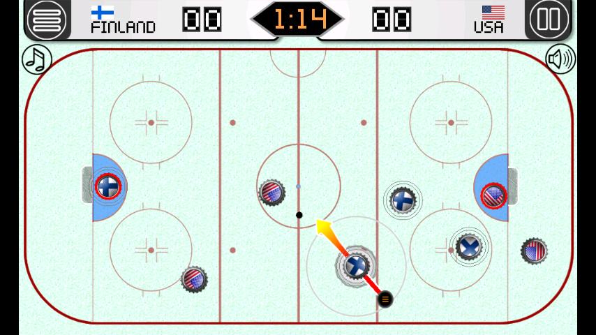 Play Macth Hockey