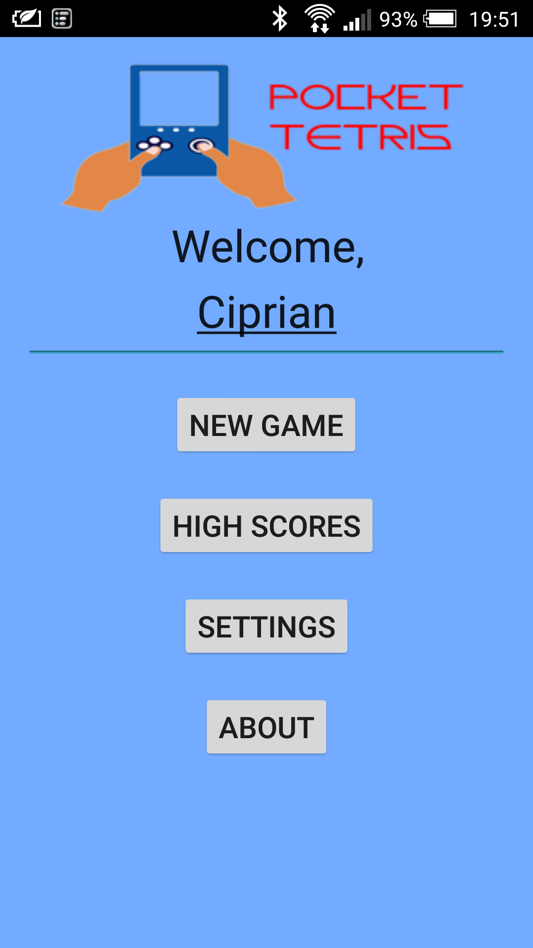 Pocket Tetris