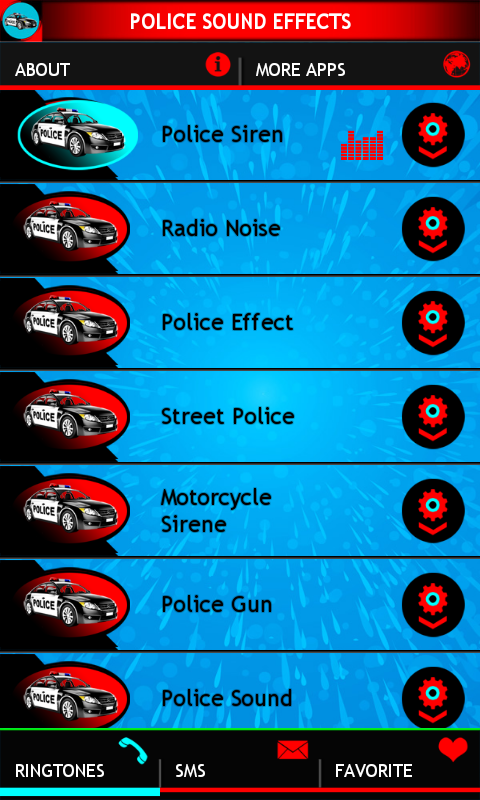 Police Sound Effects