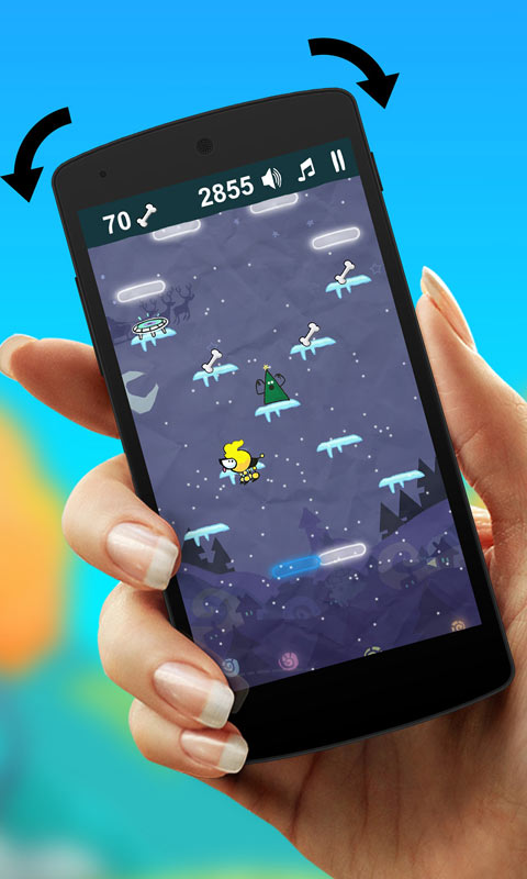 Poodle Jump – Fun Jumping Games