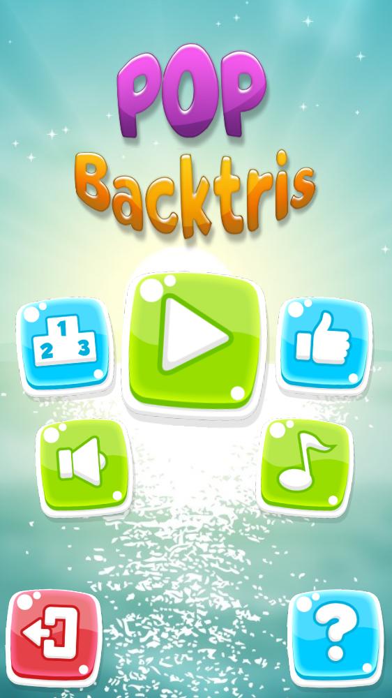 Pop BackTris HD