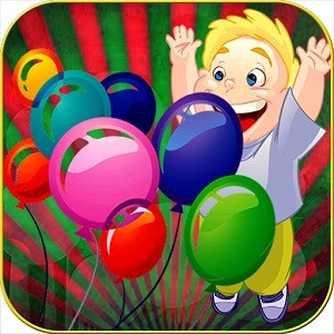 Pop Colorful Balloon:Boom dash