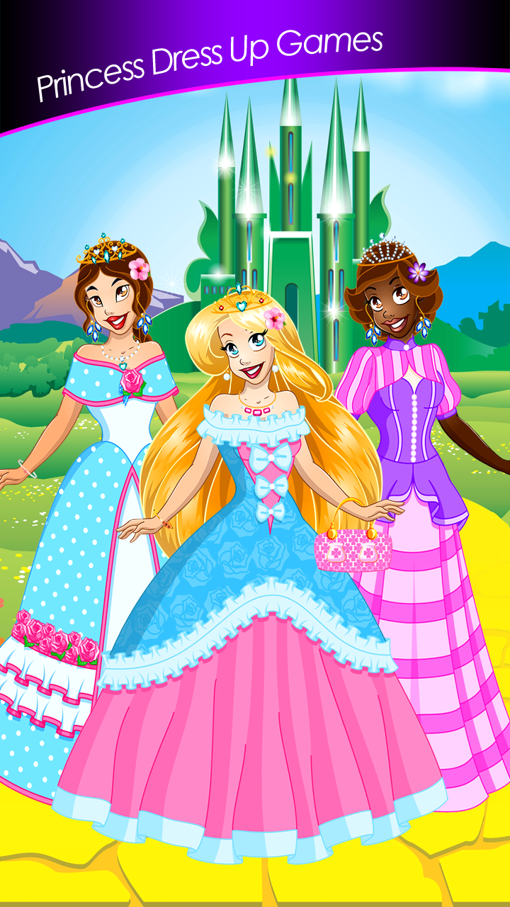 Princess Dress Up Games