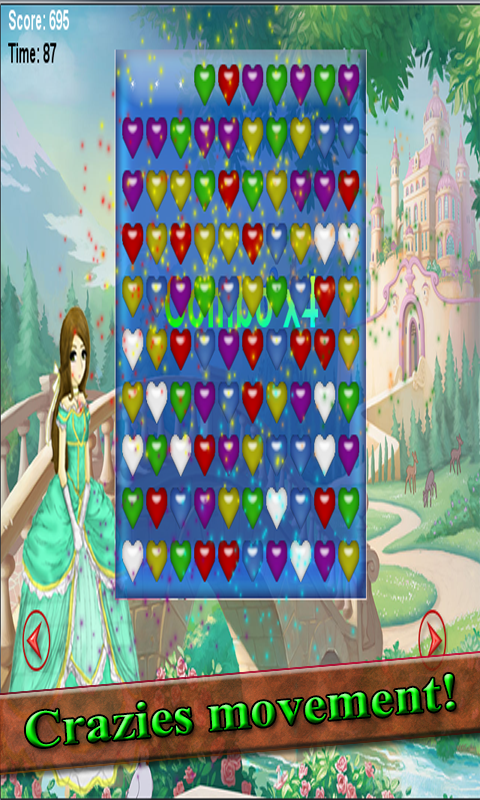 Princess Free Fall