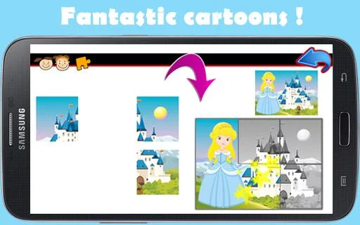 Princess Puzzles for girls