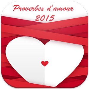 Proverbes d'amour 2015