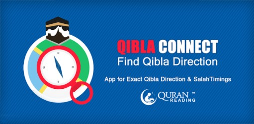 Qibla ConnectÔäó Find Direction