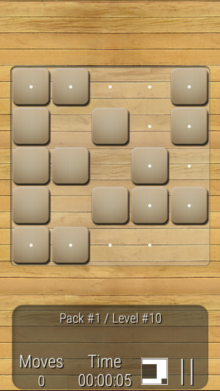 Quadrex – The puzzle game about scrolling tile blocks to form a pattern picture
