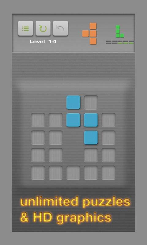 Quadris Puzzles