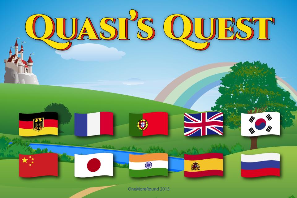 Quasi's Quest!