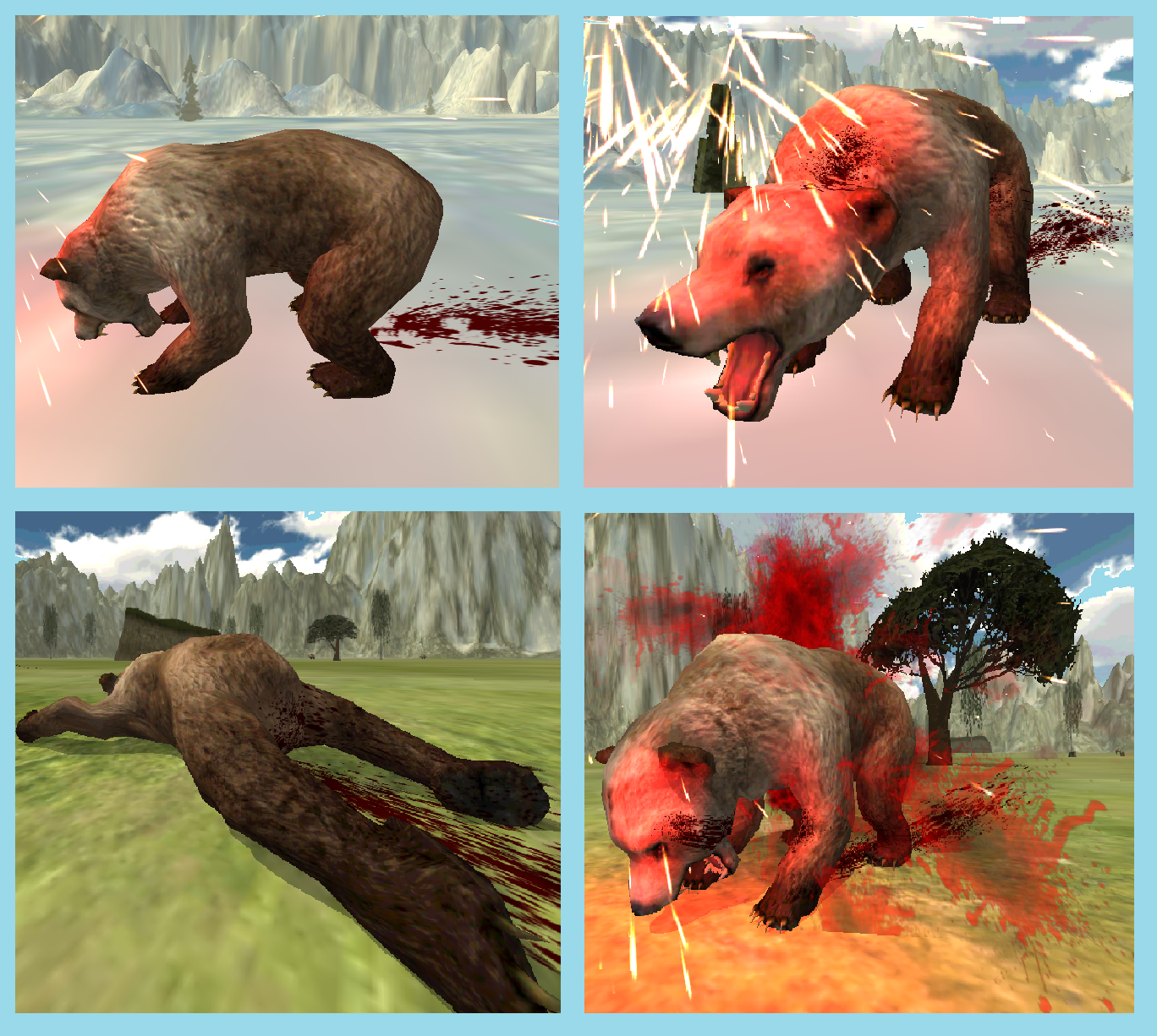 REAL BEAR HUNTER 3D