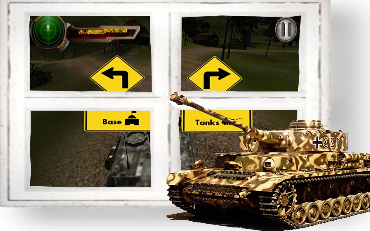 Real Tank Combat