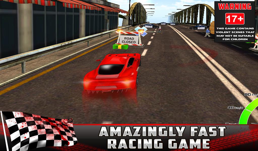 Reckless Traffic Getaway Racer