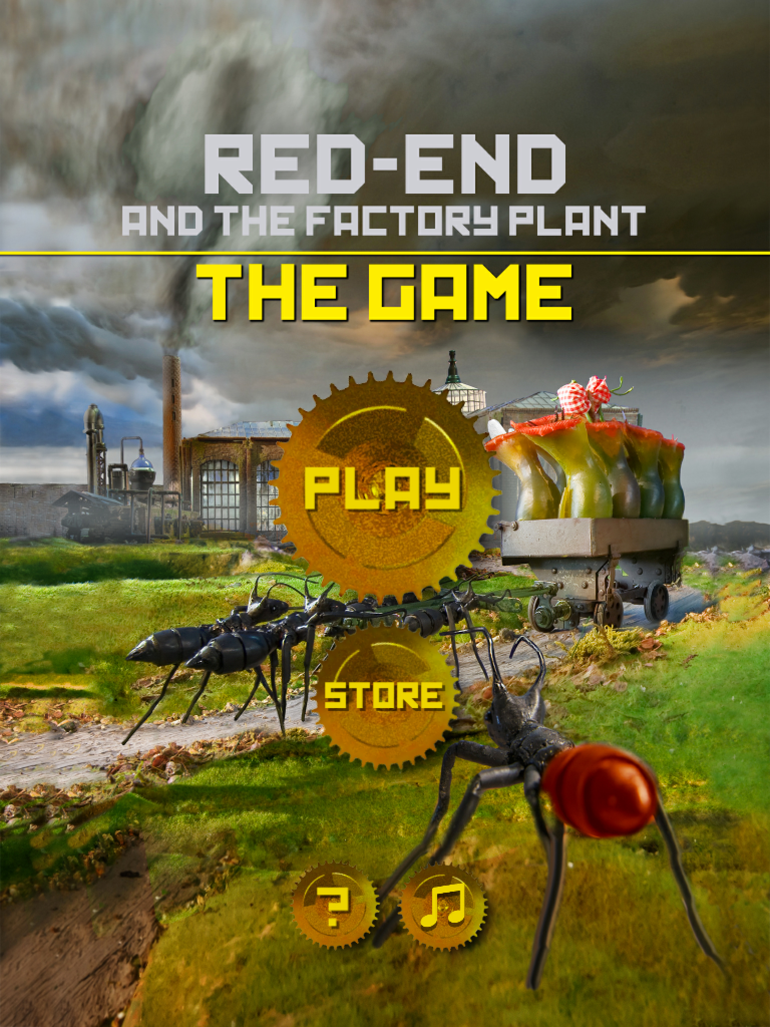 Redend the game