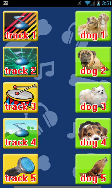 Remix Dog Mix Sounds