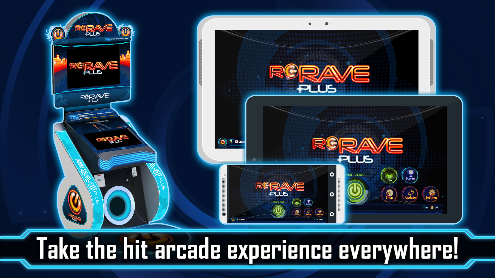 ReRave® Plus