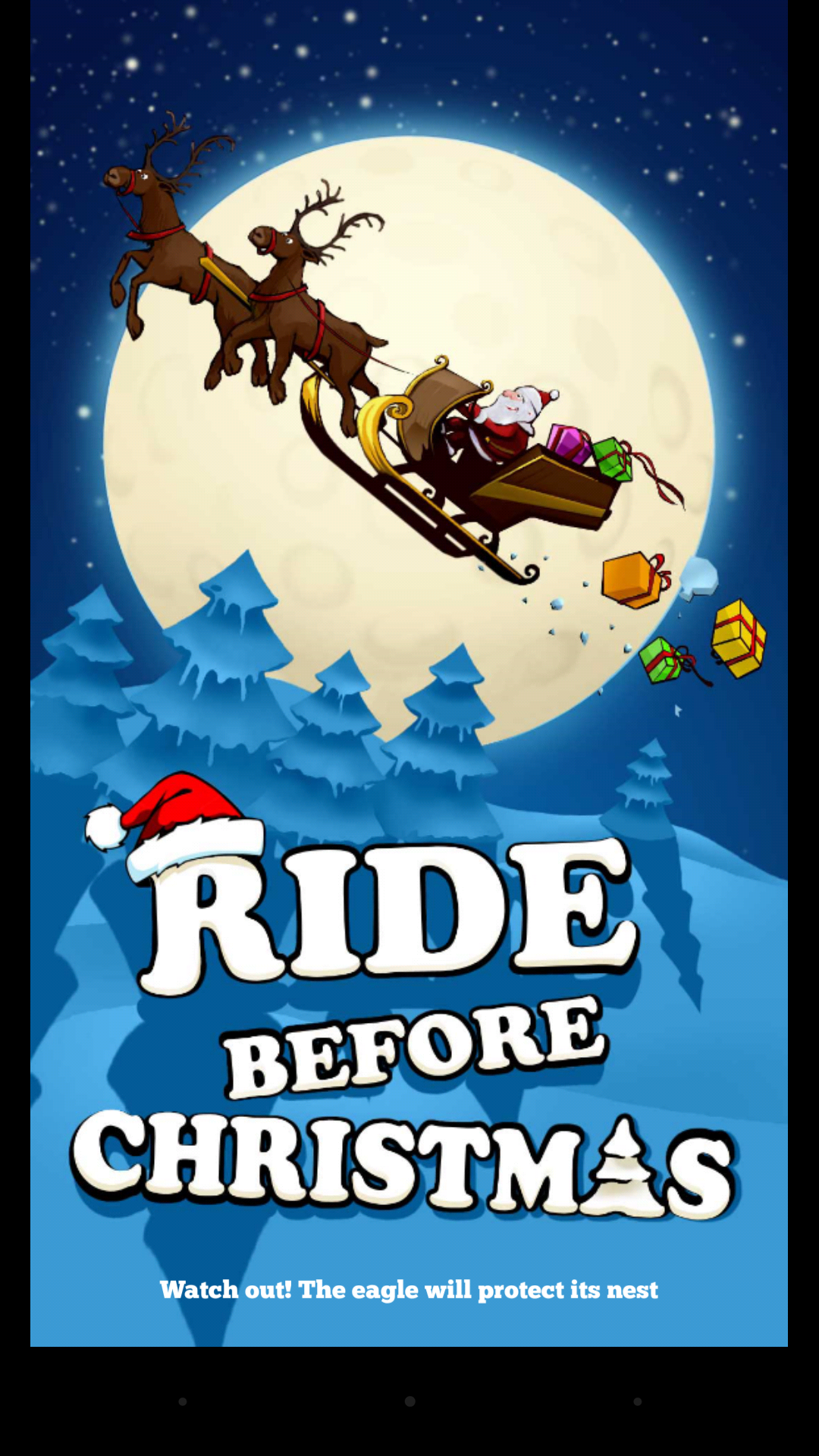 Ride before Christmas
