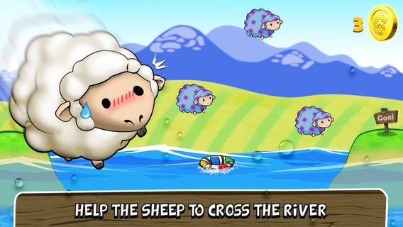 River Sheep