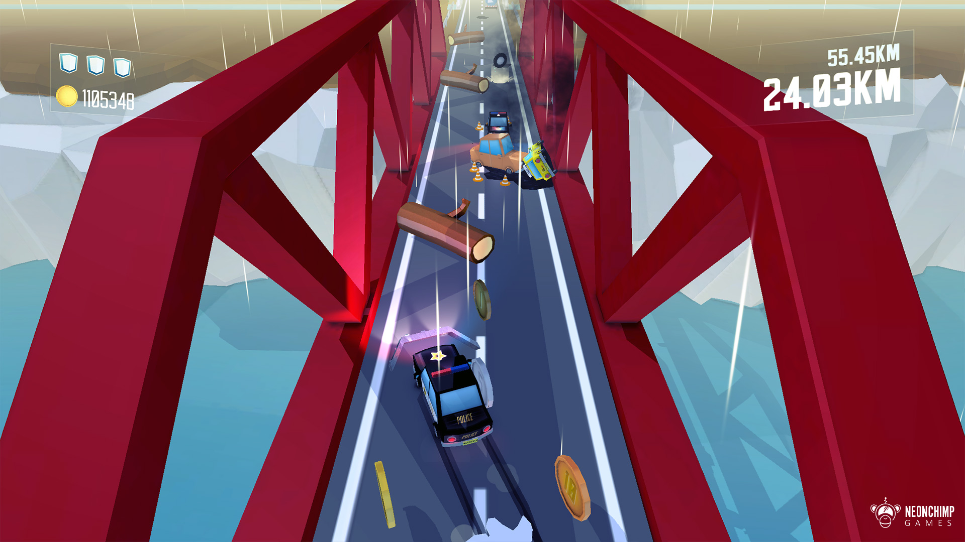 Road Rage 3D – Endless Racer