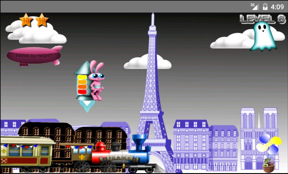 Flying Bim - the Bunny