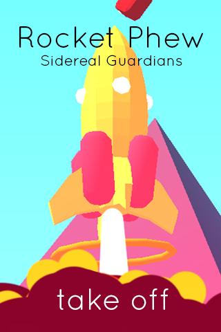 Rocket Phew Sidereal Guardians