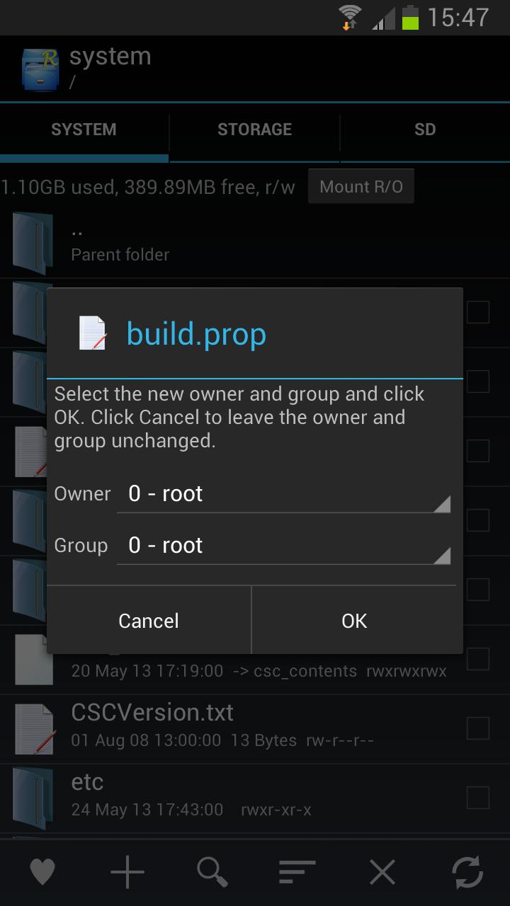 Root Explorer