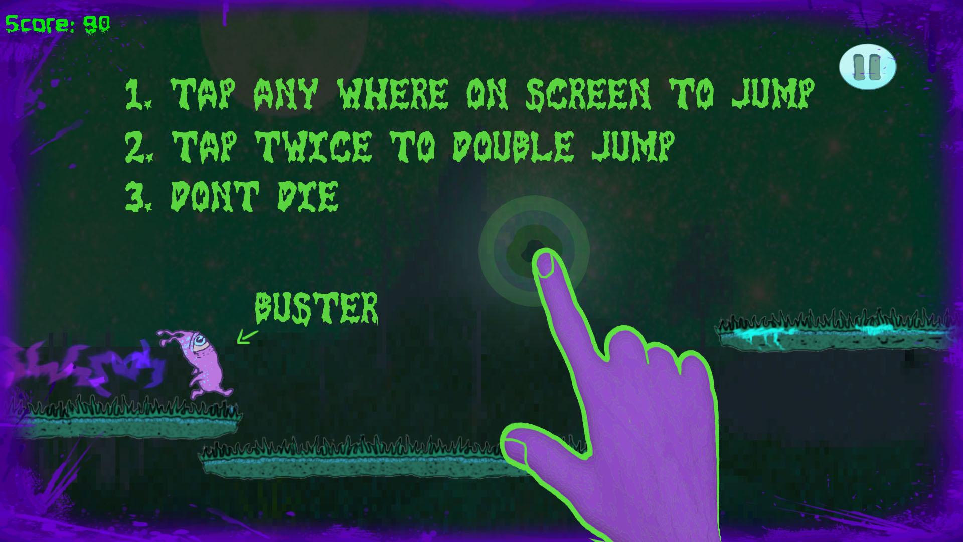 Run Buster Run!