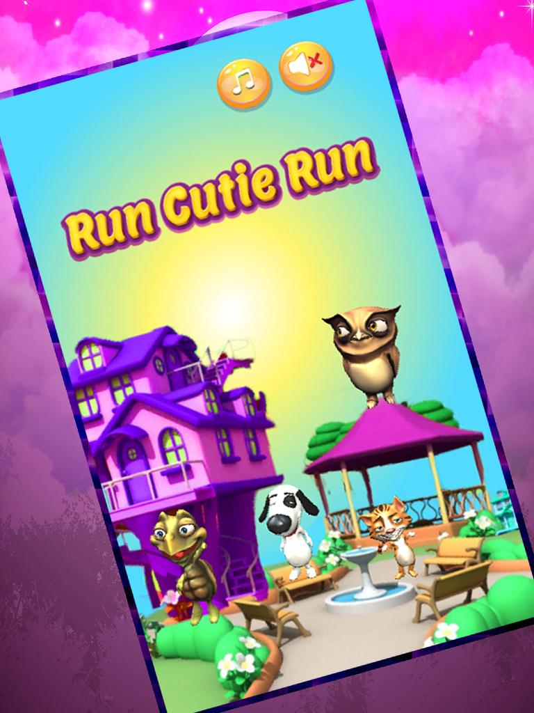Run Cutie Run- Endless Runner