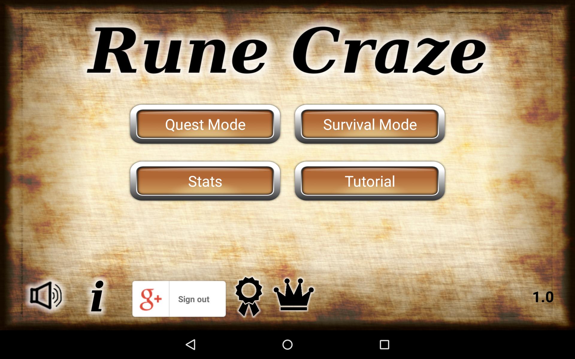 Rune Craze