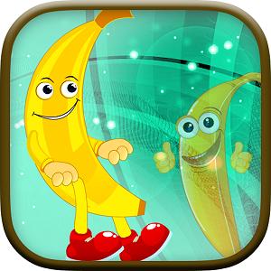 Rush Banana Run Kong pirates