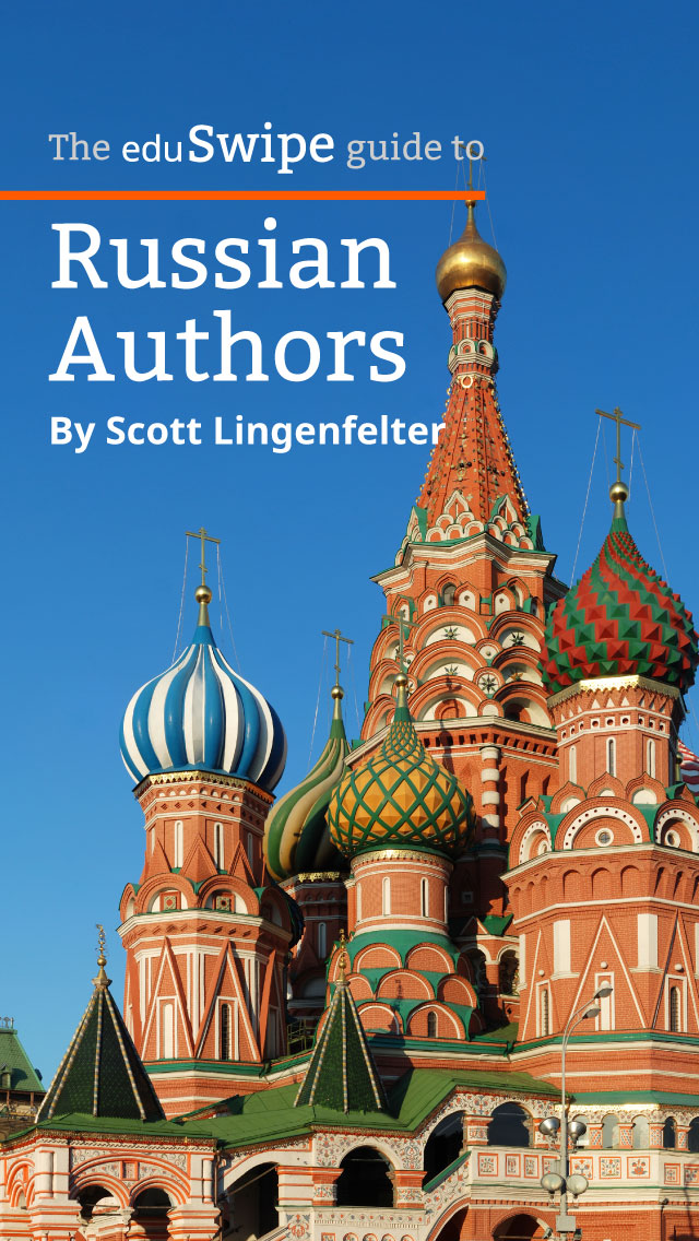 Russian Authors: The eduSwipe Guide